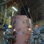 Découpage de silo