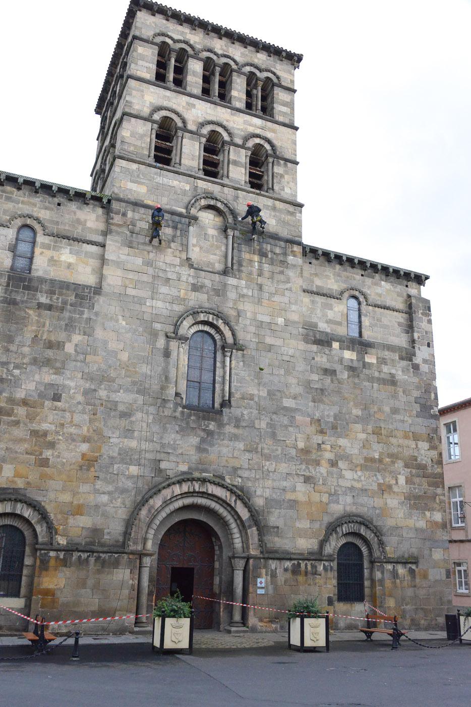 Abbatiale Saint Austremoine - Issoire (63)
